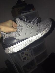 Ultra boost silver
