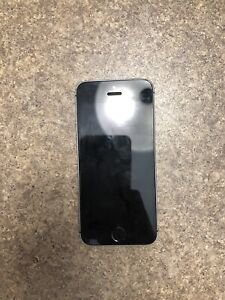 Black Unlocked iPhone