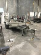 MACHINERY TRAILER Campbellfield Hume Area Preview