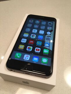 Apple iPhone 6S Plus 64gb and HBQ Bluetooth Ear Phones