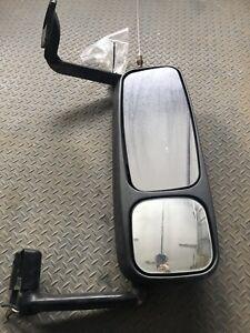 Volvo truck passenger mirror