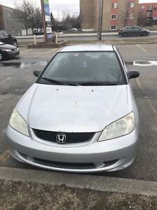 Honda Civic 2004 270 000 Kilo