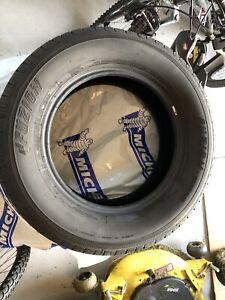 Fuzion touring all season tires 225/65/16