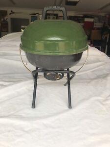 Portable mini BBQ