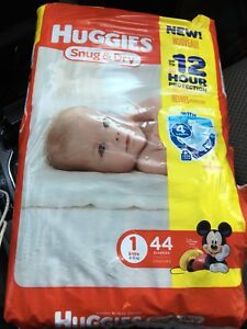 Dad bought the wrong size diapers $10?