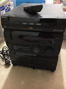 Sony hi fi stereo system Reservoir Darebin Area Preview