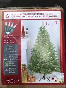 Artificial Christmas Tree- 6ft