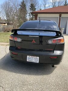 2014 Limited Edition Mitsubishi Lancer Only 47,000km