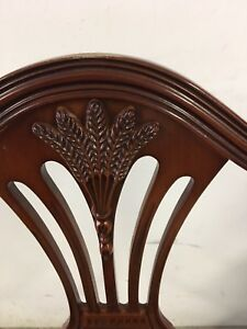 Made in Italy Regency :3 dining chairs