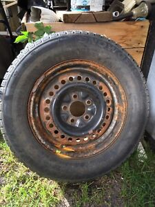 Winter Tires 4 Sale - 215/65R15