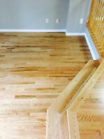 Hardwood Installation - $1.25/sq.ft