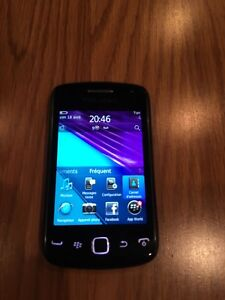 Blackberry Curve 9380 touch
