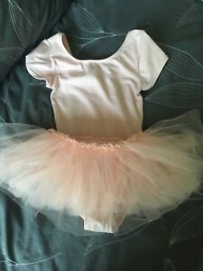 Dance outfit with tutu