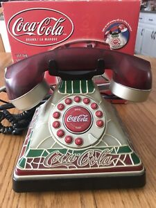 Coca-Cola Telephone