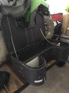 Atv rear storage box $80 obo