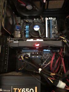 Gamer pc :p intel i7+GTX 1050ti STRIX 4GB+1000GB