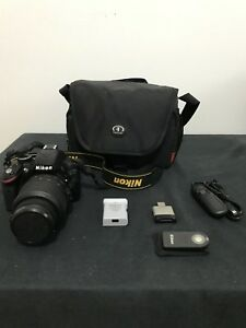 Nikon D3200 with extras!