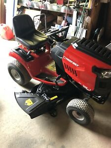 Brand new troy built lawn tractor