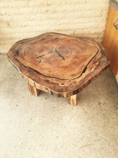 Wanted: Timber burl coffee table