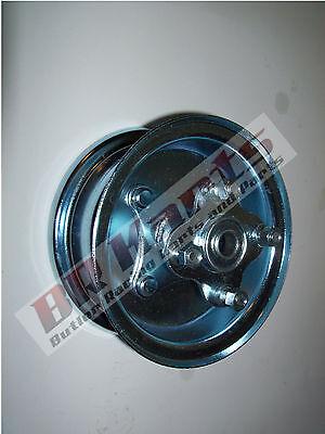 "6"" Rim with Flangde hub 5/8"" rear sprocket Hub, Wheel ,go kart, mini bike"