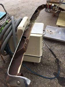1969 barracuda bumper $150