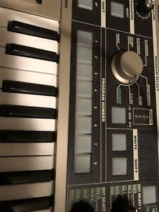 Micro korg synth