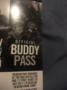 Buddy Pass for sale