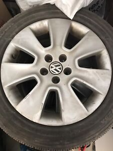 VW original wheel  16 inch