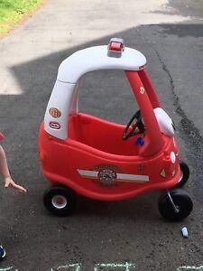 Little Tykes Fire Truck