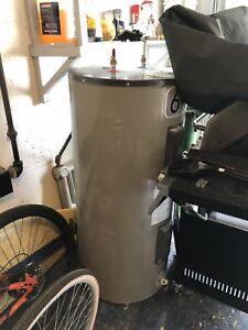 Chauffe eau 1 an d'usure