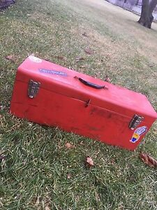 Large portable toolbox