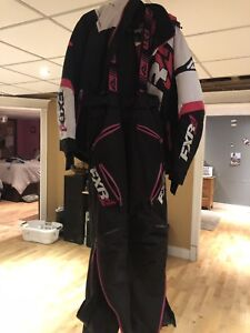 Women's FXR jacket and pants
