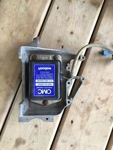 Evenrude omc ignition box