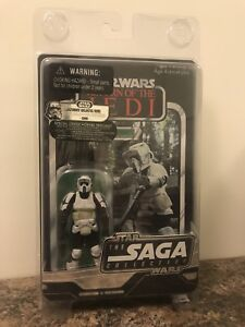 Star Wars Vintage Saga Collection Biker Scout Figure