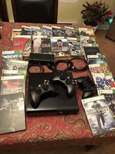 Console Xbox 360 with 500 Gb Hard Disk, latest Slim Version