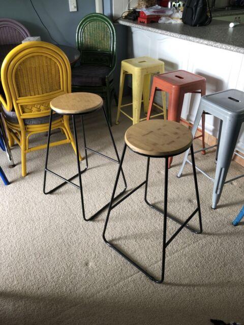 Wooden bar stools   Stools & Bar stools   Gumtree ...