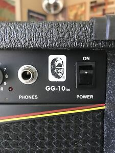 AWESOME! Vintage GORILLA GG-10 Electric Guitar AMP Amplifier