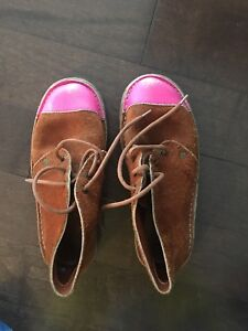 Brother vellies erongo desert Boots size 7