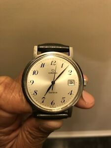 Men's Vintage Omega Manual wind Watch - caliber 1030