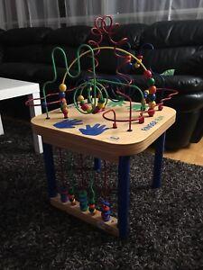 EDUCO finger fun table