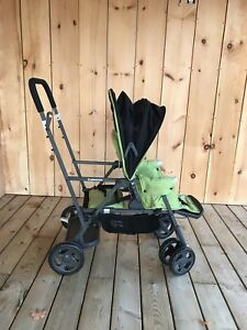 Joovy Caboose stand on stroller