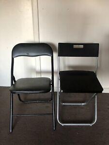 4 x Folding chairs