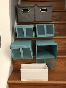 Collapsable Storage Containers