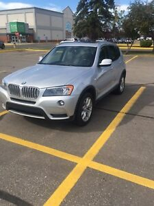X3 XDRIVE28I w Extended BMW Warranty and spare winter tires