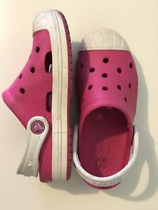 Crocs fille taille 1