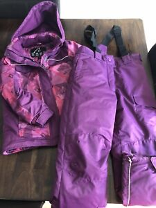 Youth snow suit - size 12