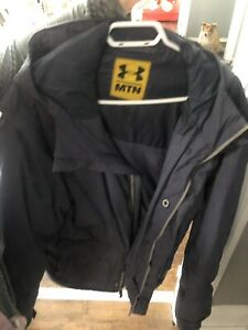 Under armour winter coat perfect condition