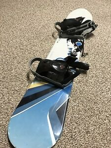FIREFLY snowboard set - snowboard, bindings, boots