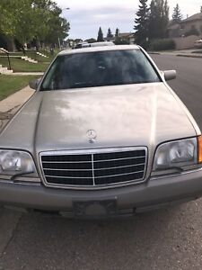 1992 MERCEDES BENZ GOOD CONDITION NEEDS TO GO!
