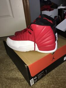Jordan 12 gym red size 13